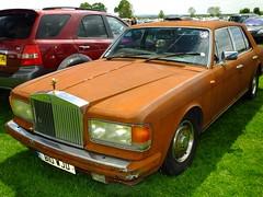 Ratty Rusty Rolls Royce - Chiltern Hills Vintage Rally 2016 (PSParrot) Tags: vintage rally rusty hills rolls aylesbury royce chiltern ratty 2016 weedonpark chilternhillsvintagerally2016