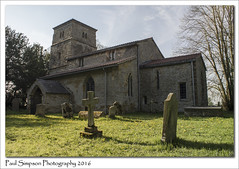St Peter, Kingerby, Lincolnshire (Paul Simpson Photography) Tags: trees tower grass religion graves lincolnshire churchyard stpeter villagechurch photosof imageof photoof kingerby lincolnshirechurches westlindsey imagesof paulsimpsonphotography churchesfest16