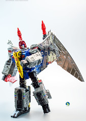 TW_Swoop (Weirdwolf1975) Tags: podcast slag transformers roar sludge muddy swoop snarl spear grimlock dinobots toyworld tfylp irondreg grimshell