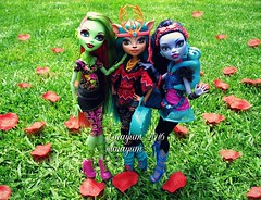 (Linayum) Tags: monster toys doll dolls venus mh mattel muecas mueca linayum monsterhigh venusmacflytrap janeboolittle isidawndancer