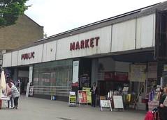 Woolwich Public Market 17/05/16. (Ledlon89) Tags: market woolwich oldmarket publicmarket southeastlondon oldlondon londonse18 plumsteadroad