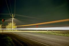 Rearrange (Patrick J. McCormack) Tags: 120 film night analog midwest glow fuji kodak 6x9 crossroads portra gw690