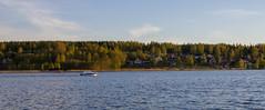 Kvllsljus (nillamaria) Tags: light evening coast boat bt kust ljus kvll fotosondag fotosndag fs160522
