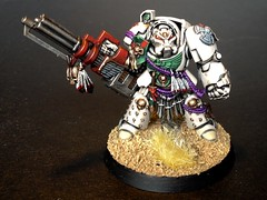 Deathwing assault cannon (fredrik.klarcke) Tags: 40k warhammer terminator darkangels spacemarine darkvengeance assaultcannon