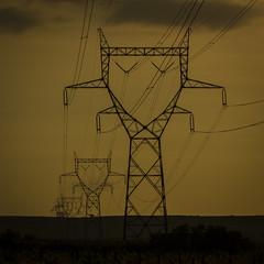 Electric line (Mathieu Calvet) Tags: square pentax carr k3 graphisme electricline lignelectrique pentaxart