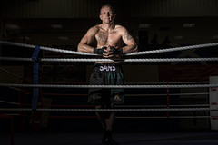 sans (Stevie Photo) Tags: portrait ring boxing