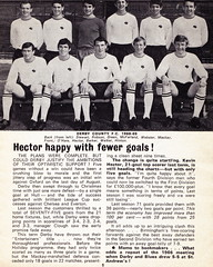 Birmingham City vs Derby County - 1968 - Page 5 (The Sky Strikers) Tags: county city two st magazine football official birmingham andrews division derby league 1s