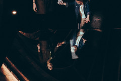 Mirror Mirror (Michele Battilomo) Tags: barcellona primaverasound 2016 streetphotography street shadows city europe travel notes chinese metro people children light technicolor depardon color correction saturation fujifilm fijix fujix fujifilmx100t x100t xt1 xf35 f14