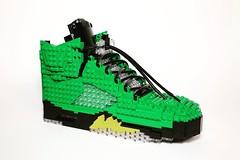LEGO Nike Air Jordan Retro V Oregon Ducks (DeTomaso77) Tags: basketball michaeljordan jumpman23 jumpman jordans nicekicks sneakercon sneakernews hotlikefire sneakerheads art sneakers ducks oregon v jordan air nike lego