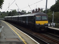 Demonstrator: 321448 5H09 Stansted Mountfitchet 02/06/16 (TheStanstedTrainspotter) Tags: uk cambridge england test london public train unitedkingdom transport rail railway trains 321 transportation unusual publictransport rare stansted liverpoolstreet aga anglia dustybin demonstrator greateastern stanstedmountfitchet geml waml class321 londonliverpoolstreet abellio westanglia greateasternmainline westangliamainline transportationrail 321448 abelliogreateranglia 5h09 eversholtrail
