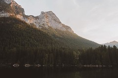 And we witnessed a sunrise. (regnumsaturni) Tags: travel mountain nature forest vintage landscape outdoors wanderlust explore vsco