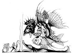 Zonneschijn  1927    ill Anton Pieck pg 85 (janwillemsen) Tags: fairytale 1927 antonpieck magazinellustration