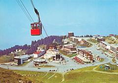 Ansichtkaart Chamrousse Isre (dickjan thuis) Tags: postcard chamrousse ansichtkaart isre