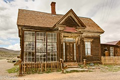 Apothcaries home and store (Photo_Engineer) Tags: park ca usa nature insects ghosttown bodie