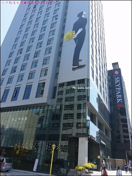 明洞樂天L7 Hotel (1).JPG