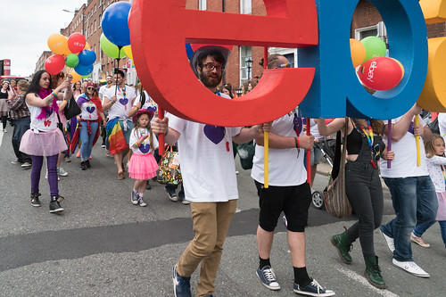 PRIDE PARADE AND FESTIVAL [DUBLIN 2016]-118110