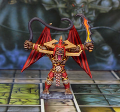 HeroQuest Gargoyle (brush.stroke77) Tags: gargoyle boardgame gamesworkshop heroquest
