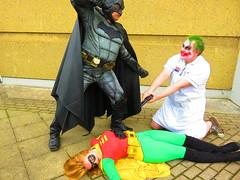 Yorkshire Cosplay Con (the_gonz) Tags: dc photoshoot geek cosplay convention batman gotham ycc comiccon con arkham batmancosplay dccomicscosplay yorkshirecosplaycon