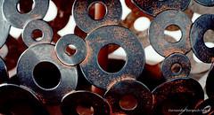 circulos (ojoadicto) Tags: abstract abstracto texture textura metal oxido macro formas artisticphotography