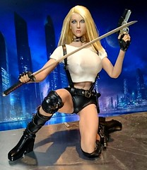 Phicen Valkyrie (Patman1313) Tags: actionfigure 16 seamless 16scale sixthscale 6thscale phicen seamlessbody powerofthevalkyrie