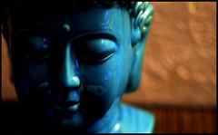 Buddha (Josh Rokman) Tags: buddha buddhism statue sculpture green nikond7000