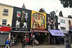Camden Town (Eric_G73) Tags: street uk people london shop store camden streetlife storefront camdentown