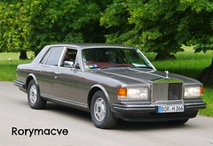 1986 Rolls Royce Silver Spirit (Rorymacve Part II) Tags: auto road bus heritage cars sports car truck automobile estate transport rollsroyce historic motor saloon bentley compact humber roadster bentleycontinentalgt motorvehicle rollsroycesilvershadow rollsroycesilverspirit humber1440hp