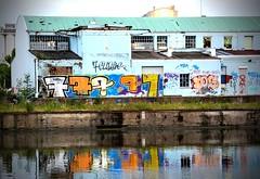 Urban (Explore) (sigi-sunshine) Tags: urban streetart france port graffiti frankreich 7 explore ill seven hafen sept bunt lager sieben malerei stockage onexplore lagerhalle explored