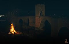 Besal-2015-656p (vadobuch) Tags: besal garrotxa girona catalunya santjoan foc foguera flamadelcanig