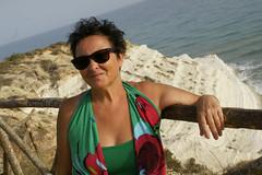 Jole_Scala_dei_Turchi_5136 (Manohar_Auroville) Tags: girls sea italy white beach beauty seaside rocks perspectives special scala sicily luigi dei agrigento fedele turchi scaladeiturchi manohar