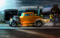 Born to be WILD! (Pat Kavanagh) Tags: canada oldschool alberta lethbridge dragrace carclub lebarons gordcrawford