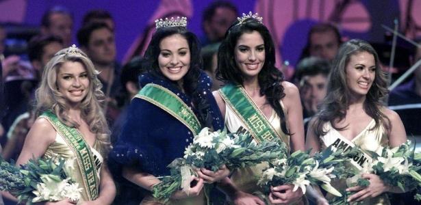 "Grazi lamenta morte de ex-concorrente no Miss Brasil 2004: ""Menina linda"""