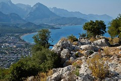 Kemer - Turkey (Piotr Tylski) Tags: turkey seaside journey vacations kemer