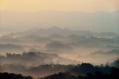 ~~ Fairyland (Shangfu Dai) Tags:  taiwan   nikon d800 af80200mmf28d fairyland    clouds fog landscape formosa