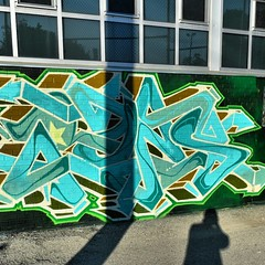 upload (collations) Tags: toronto ontario square graffiti squareformat rons iphoneography instagramapp uploaded:by=instagram