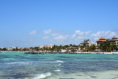Playa Carmen 012 (BGS Fotografia) Tags: travel sea beach mexico mar playadelcarmen playa viajar caribe