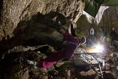 anna borella su climb for life woman  by Gianluca Bosetti