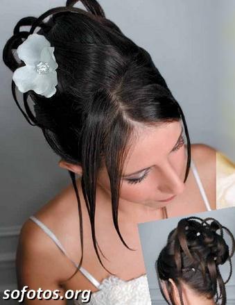 Penteados para noiva 213