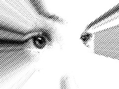 Sight 2 (JQ76) Tags: tunnel halftone effect playface