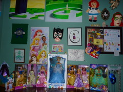 My Disney Princess Shrine :) (Mr_Sunday) Tags: store doll princess disney mattel