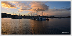 SANDY BAY SUNSET (Jeff Crowe) Tags: