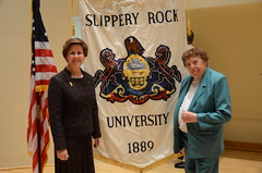 stateOven068 (Slippery Rock University Official PR Photos) Tags: spring university state norton service awards academic assembly schwab swope cavill 2013 srupr