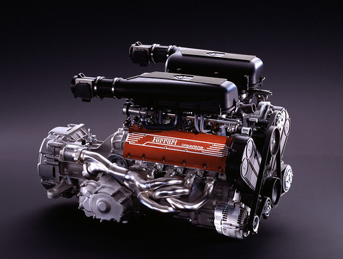 Motore F355