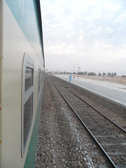 Pakistan Railways (Naseer Ahmad Mughal) Tags: pakistan train class business railways businessclass