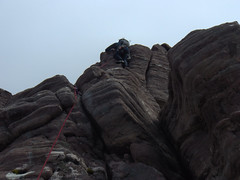 Imposing Torridonian Sandstone (Adrian Fagg) Tags: scotland benmorecoigach torridoniansandstone highlandsgarbhchoireachan