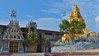 Thiru Koneswaram Kovil,  Fort Frederick, Trincomalee (Sekitar) Tags: statue temple gold fort east srilanka shiva hindu hinduism siva trincomalee frederick kovil thiru koneswaram earthasia
