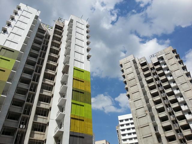 New HDBs BTO Housing