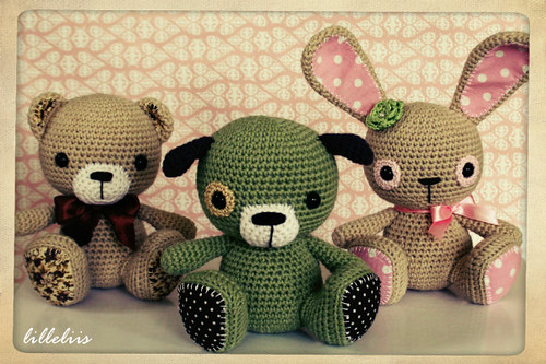 free crochet animal patterns Archives ⋆ Page 9 of 39 ⋆ Crochet ... | 333x500
