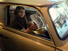 Hotty in Trabbi
