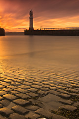 Newhaven Sunset 28 June 2013